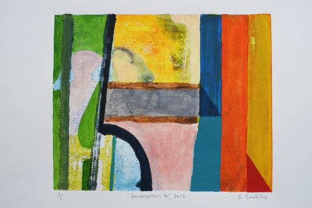 , 'Conversation 4 ,' 2016, Cynthia Corbett Gallery