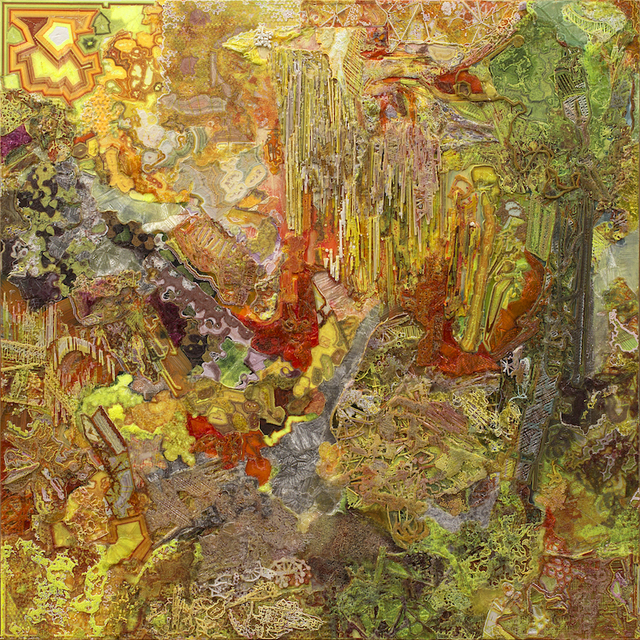 Shane Hope, 'nano-nonobjective-ontograph 1', 2017, Barney Savage Gallery