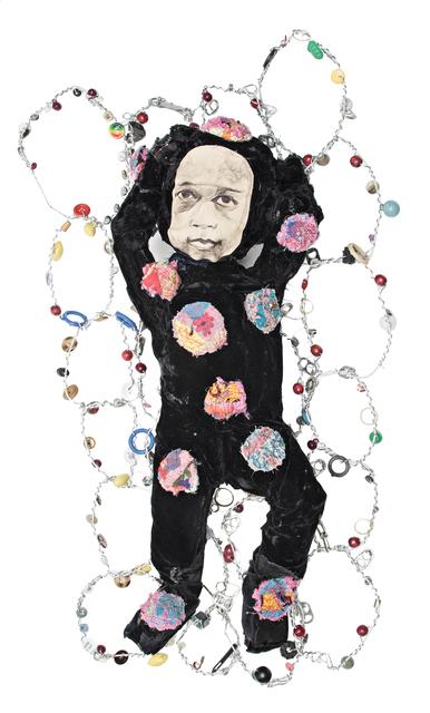 Marita Dingus, '3D BABY', 2002, Traver Gallery