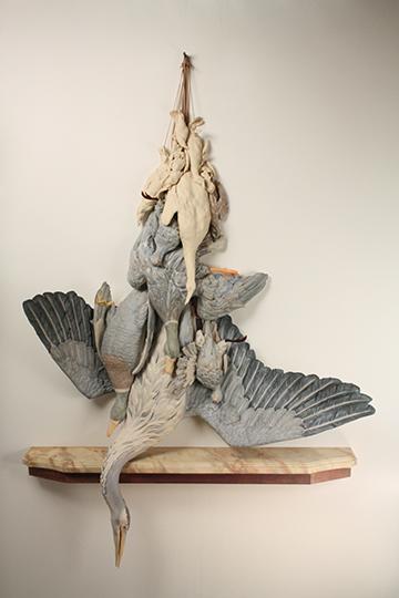 , 'Birds in Hand,' 2014, Winston Wächter Fine Art