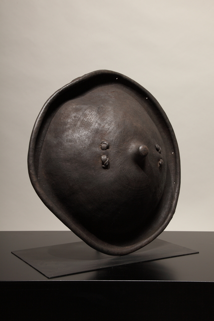 Unknown African | Ethiopian Konso War Shield (Late 19th