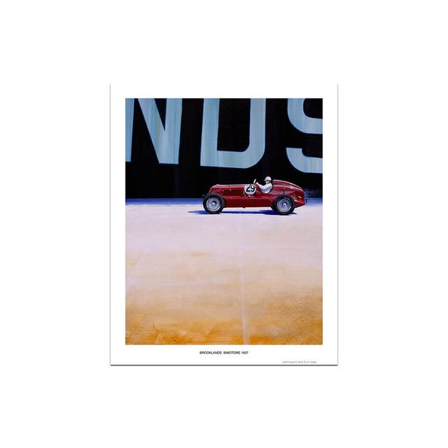 , 'Brooklands Bimotore,' , Whyte Fine Art
