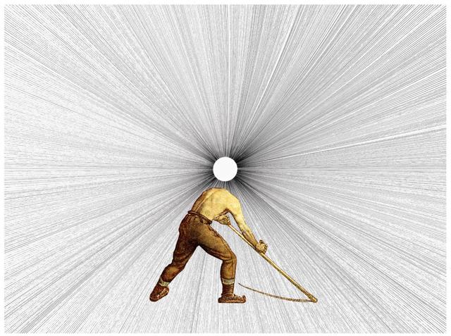 Mathieu Beauséjour, 'Icarus: La récolte', 2014, Galerie Antoine Ertaskiran