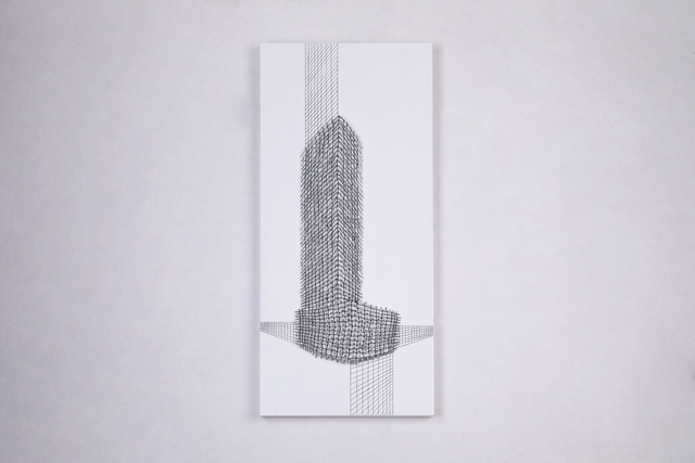 , 'Linear City 2-8,' 2018, Art+ Shanghai Gallery