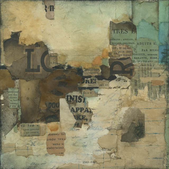 , 'Blue Ruins,' 2015-2018, Stremmel Gallery