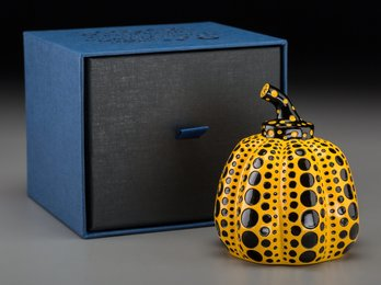 Yayoi Kusama, 'Pumpkin,' 2013, Heritage Auctions: Holiday Prints & Multiples Sale