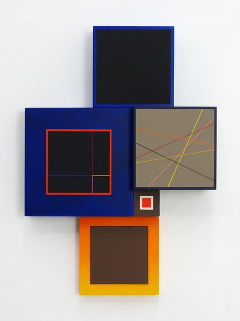 , 'Spatial Object (VI),' 2018, Kristin Hjellegjerde Gallery