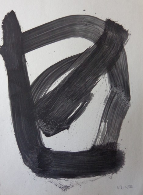 Franz Kline, 'Untitled', 1960, Upsilon Gallery