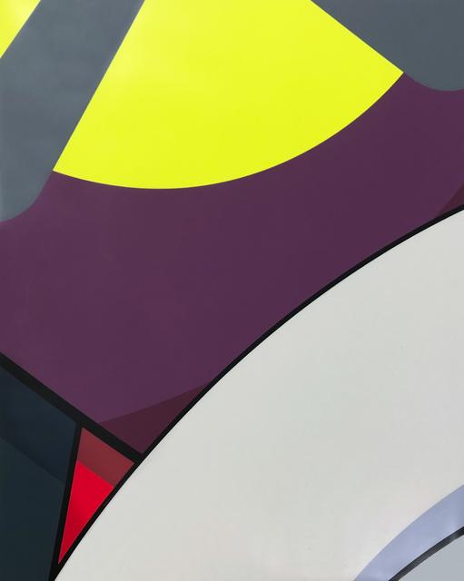KAWS, 'MOCAD Print', 2019, Tate Ward Auctions
