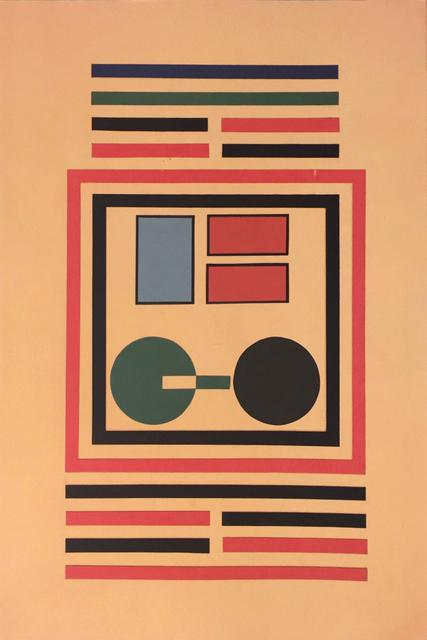, 'Nego: Paraíba's State Flag, from the series 'Signals',' 2007, Galeria Superfície