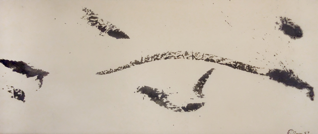 , 'Untitled (Scroll),' 1957, Somerville Manning Gallery