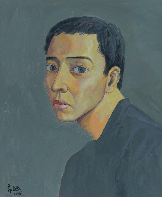 Guo Jinyi, 'Untitled (Self Portrait)', 2005, Heritage Auctions