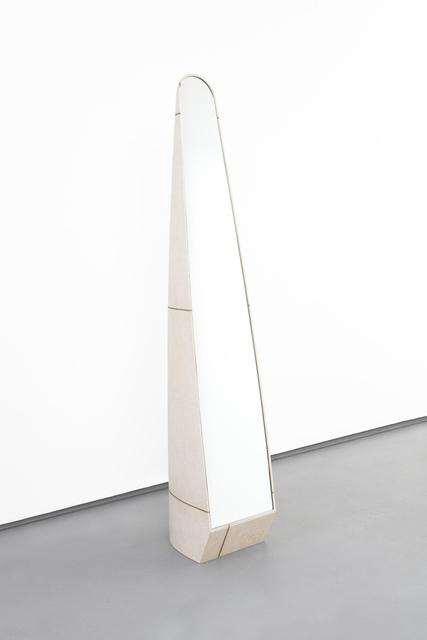 , 'PDT (mirror),' 2015, Noguchi Museum