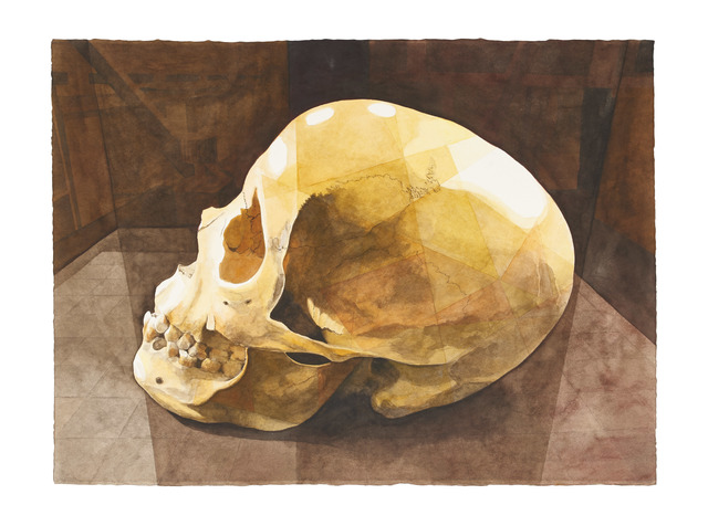 , 'Child Skull III,' 2015, Goodman Gallery