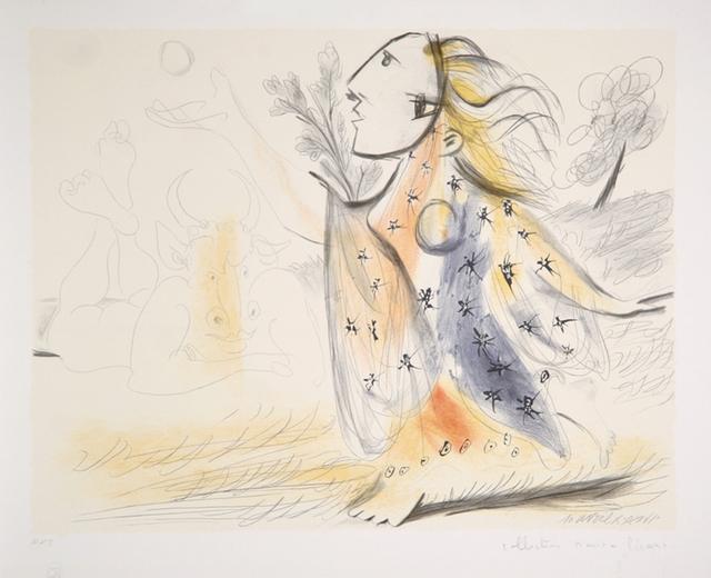 Pablo Picasso, 'Minotaure et Femme, 1936', 1979-1982, RoGallery