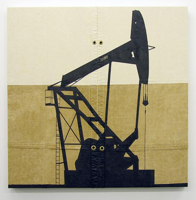 , 'Oil on Canvas (E),' 2018, LMAKgallery