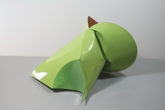 , 'B P Wedge Green,' 2016, Galerie Richard