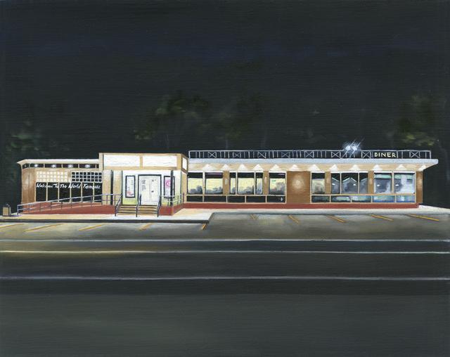, 'Paper Town 31/40,' 2018, Fridman Gallery