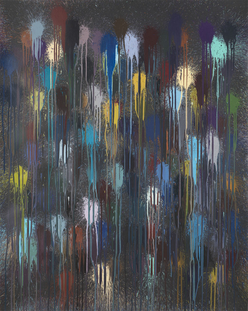 Ian Davenport, 'Fuse', 2019, Cristea Roberts Gallery