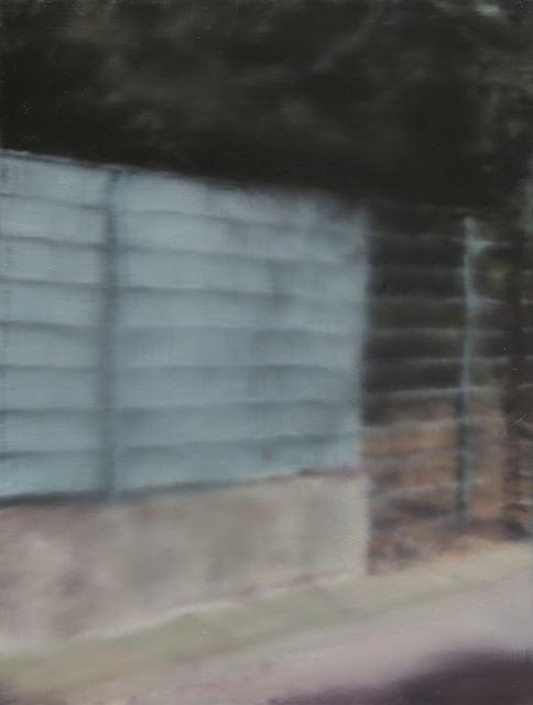 Gerhard Richter, 'Fence (P13)', 2015, SmithDavidson Gallery