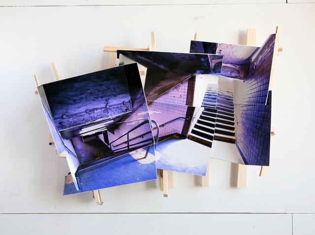 Isidro Blasco, 'Underground Passages', John Davis Gallery