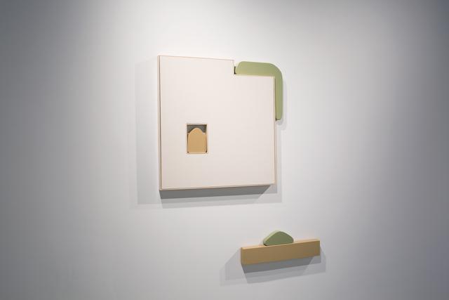 """Robert Taite, '30.5"""" x 29.5""""-5.5"""" x 7"""", 4"""" x 11"""",' 2014, Actual"""