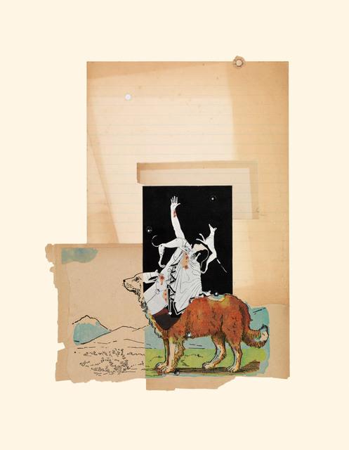 , 'Constellation 6/18/15,' 2015, Miller Yezerski Gallery