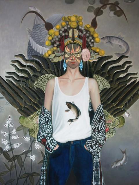 , 'Seeadler,' 2019, Galerie Andreas Binder