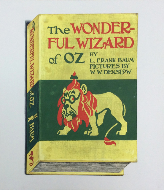 Richard Baker, 'The Wonderful Wizard of Oz', 2019, Albert Merola Gallery
