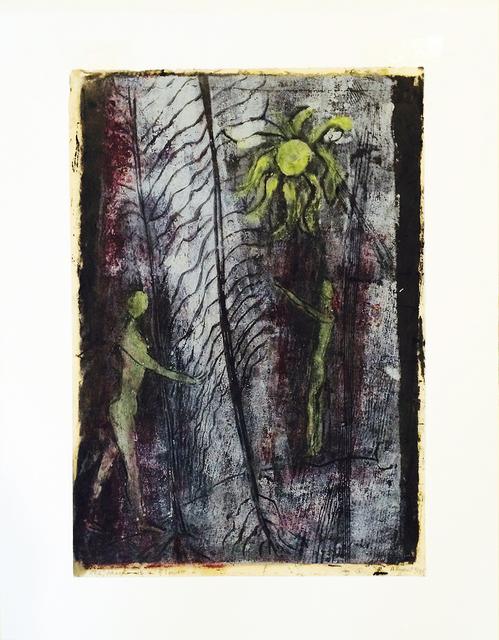 , 'Moon is a Flower III,' , Anita Shapolsky Gallery