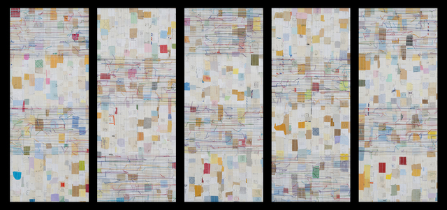 , 'Notes,' 2017, Duane Reed Gallery