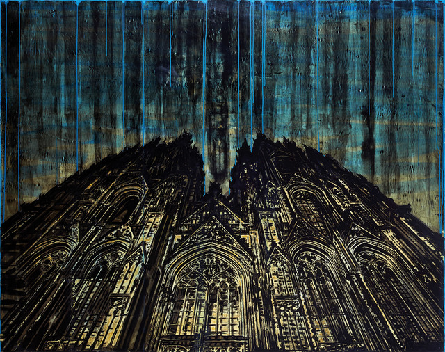 , 'Dark Dome,' 2014, Cep Gallery