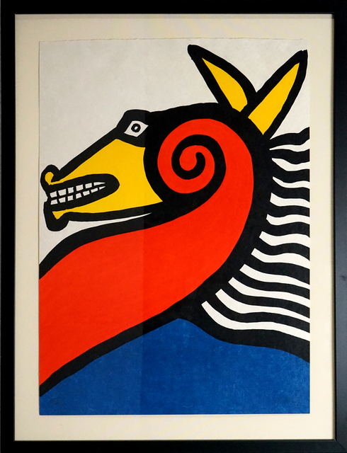 , 'Horse,' 1975, Pascal Fine Art