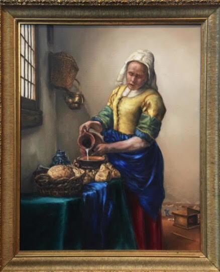, 'The Milkmaid,' 2016, Linda Warren Projects
