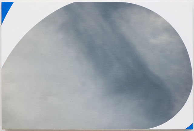 , 'TURNS (SKY 1) ,' 2017, Freight + Volume