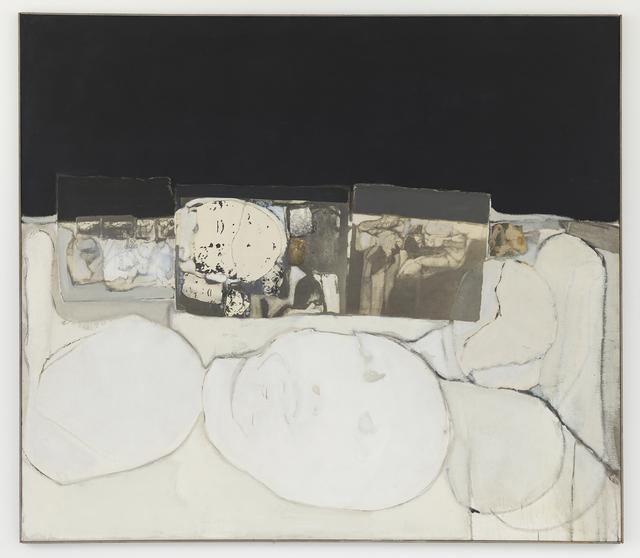 , 'Napalm Elegy / White Night (or White Silence / White Night),' 1970, RYAN LEE