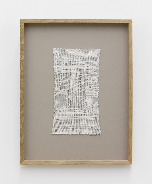 , 'Harnessed,' 2016, galerie frank elbaz