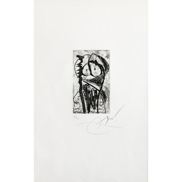 Joan Miró, 'Les Saltimbanques, Planche IV', 1975, PIASA