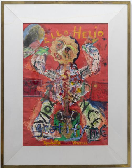 , 'Ello Helio (Oiticica),' 1980, Baró Galeria