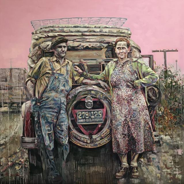, 'Oklahoma,' 2018, Nancy Hoffman Gallery