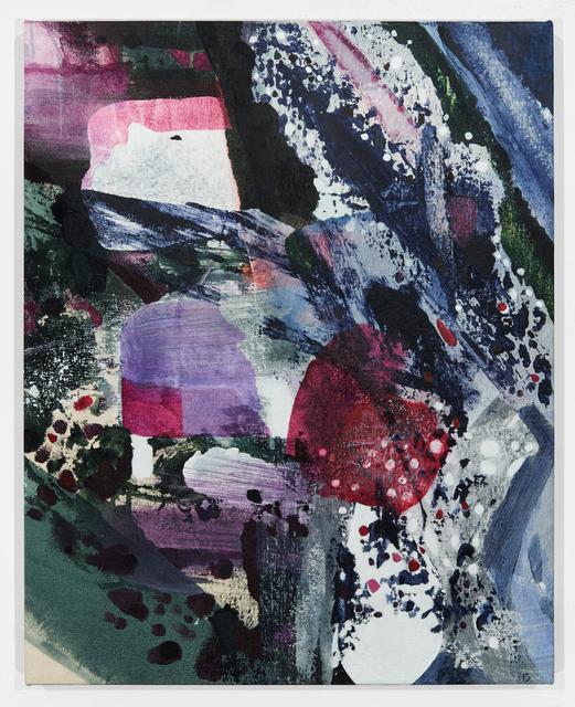 , 'Chronic Bloom,' 2016, Morgan Lehman Gallery