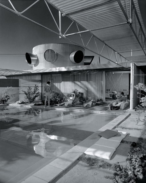 Julius Shulman, 'Albert Frey, Frey House, Palm Springs, California', 1999, TASCHEN