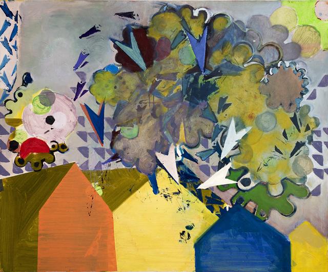, 'blitz und donner,' 2016, Galeria Nara Roesler