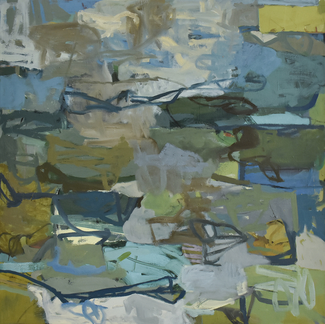James O'Shea, 'The Edgewater Painting', 2015, Carrie Haddad Gallery