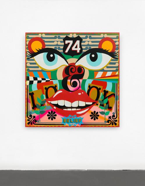 , 'Totem I (Belief),' 2015, Circle Culture