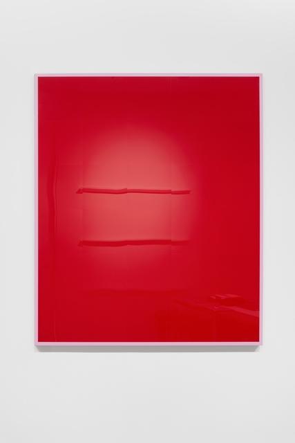 , 'Acrylic glass, MDF lacquered,' 2019, Galerie Mehdi Chouakri