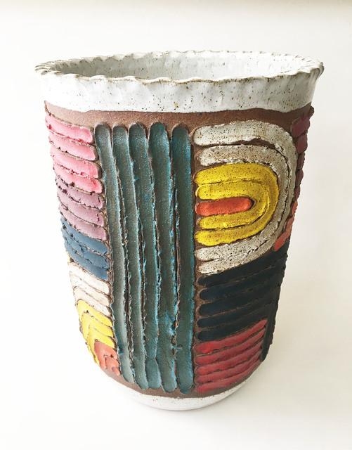 , 'Textured Vessel (9),' 2019, Eutectic Gallery