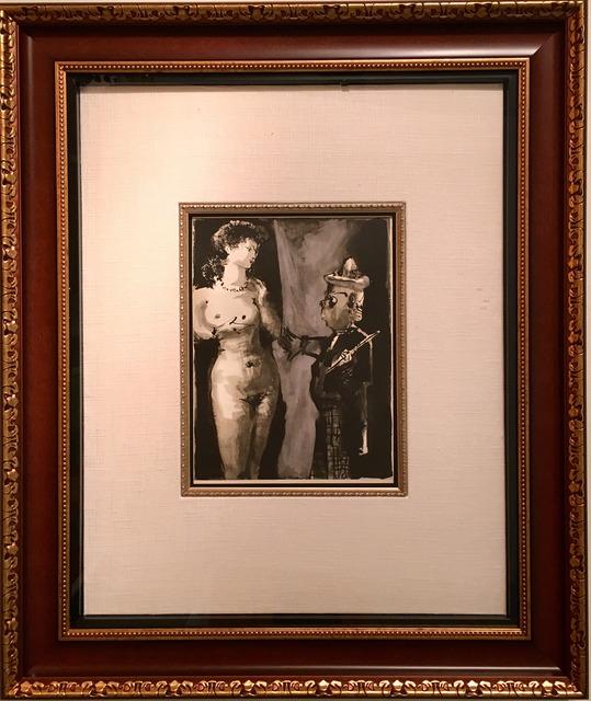 Pablo Picasso, 'Verve 1954 I', 1953, Baterbys