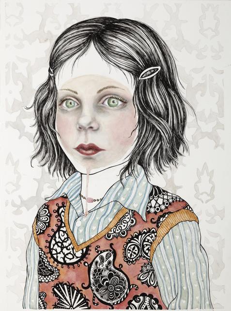 , 'Mia,' 2012, Kunstforeningen GL STRAND