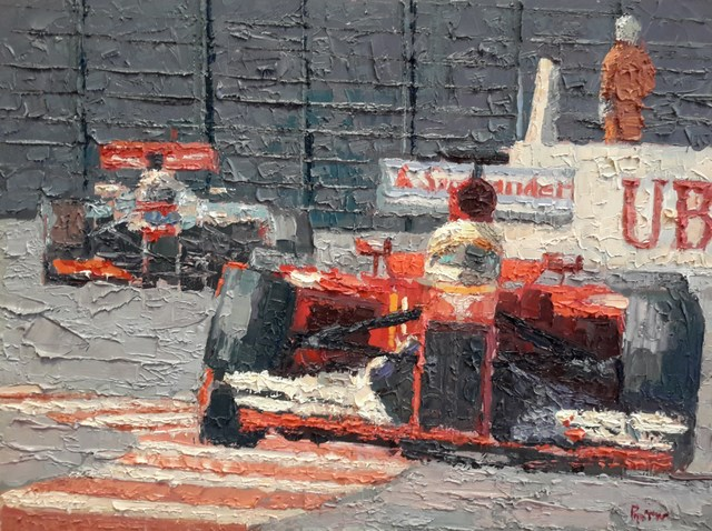 , 'Formula One,' 2016, Tanya Baxter Contemporary